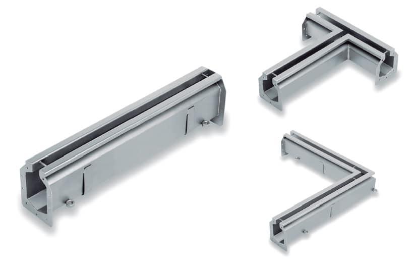 Canal modular ranurado suimco drenaje en acero - Acero modular precios ...